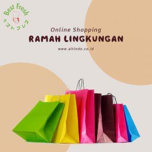 Online Shopping Ramah Lingkungan Best Fresh